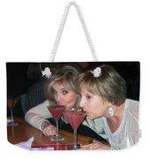 Cosmo Weekender Tote Bag