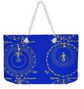 Cosmological Models Weekender Tote Bag by Science Source