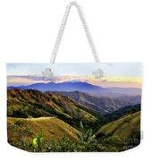 Costa Rica Rolling Hills 1 Weekender Tote Bag