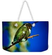 Costa's Hummingbird Weekender Tote Bag