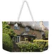 Cotswold Thatched Cottage Weekender Tote Bag