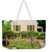Cottage And Garden Weekender Tote Bag