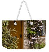 Cottage At Castle Combe Weekender Tote Bag