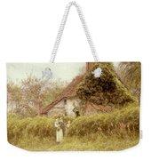 Cottage At Pinner Middlesex Weekender Tote Bag