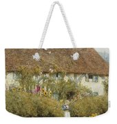 Cottage At West Horsley Surrey Weekender Tote Bag