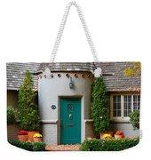 Cottage In The Park Weekender Tote Bag