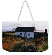 Cottage, Near Dunquin, Dingle Weekender Tote Bag