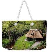 Cottage Ornee Tearoom, Kilfane Glen, Co Weekender Tote Bag