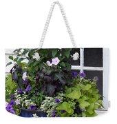 Cottage Window Weekender Tote Bag