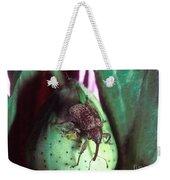 Cotton Boll Weevil Weekender Tote Bag