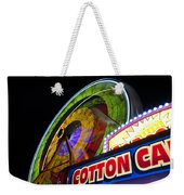 Cotton Candy Fun Weekender Tote Bag