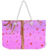 Cotton Candy Sky Wishing Tree Weekender Tote Bag