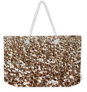 Cotton Forever Weekender Tote Bag