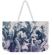 Cotton Gin, 19th Century Weekender Tote Bag