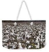 Cotton In Limestone County Weekender Tote Bag