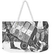 Cotton Loan Cartoon, 1865 Weekender Tote Bag