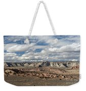 Cottonwood Canyon Badlands Weekender Tote Bag