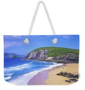 Coumeenoole Beach, Dingle Peninsula, Co Weekender Tote Bag
