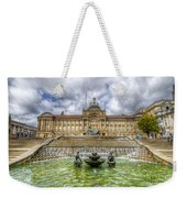 Council House And Victoria Square - Birmingham Weekender Tote Bag