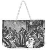 Council Of Constance, 1414 Weekender Tote Bag