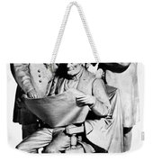 Council Of War Weekender Tote Bag