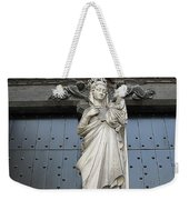 Count Your Blessings- St Mary Of Brugge- 01 Weekender Tote Bag