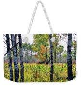 Country Autumn Weekender Tote Bag