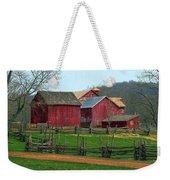 Country Barns Weekender Tote Bag