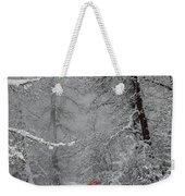 Country Christmas 1 Weekender Tote Bag