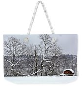 Country Christmas 5 Weekender Tote Bag