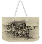 Country Classic Antique Weekender Tote Bag