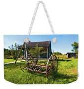 Country Classic Oil Weekender Tote Bag