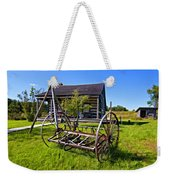 Country Classic Paint Filter Weekender Tote Bag