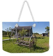 Country Classic Weekender Tote Bag