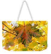 Country Color 21 Weekender Tote Bag