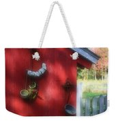 Country Decorating Weekender Tote Bag