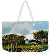 Country Garden Weekender Tote Bag