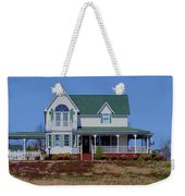 Country House Weekender Tote Bag