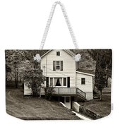 Country Living Sepia Weekender Tote Bag