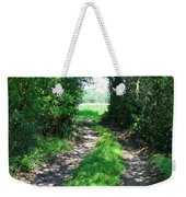 Country Road Weekender Tote Bag by Carol Groenen