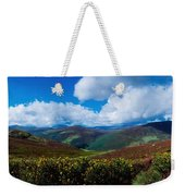 Country Road, Near Luggala Mountain, Co Weekender Tote Bag