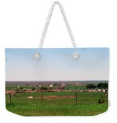 Country Side Weekender Tote Bag