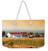 Countryside House Weekender Tote Bag by Carlos Caetano