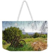 Countryside Wagon Weekender Tote Bag