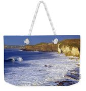 County Antrim, Ireland Seascape With Weekender Tote Bag