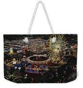 County Fair, Yakima Valley, Rides Weekender Tote Bag