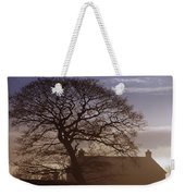 County Tyrone, Ireland Winter Morning Weekender Tote Bag
