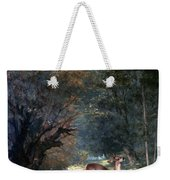 Courbet: Hunted Deer, 1866 Weekender Tote Bag