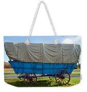 Covered Wagon Weekender Tote Bag