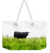 Cow Country Weekender Tote Bag
